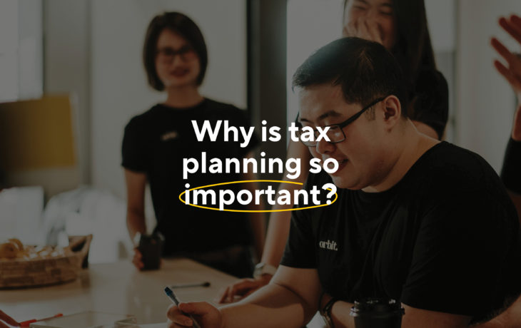 Orbit's Team Of Cloud Accountants In Tax Planning Session At Sydney Office